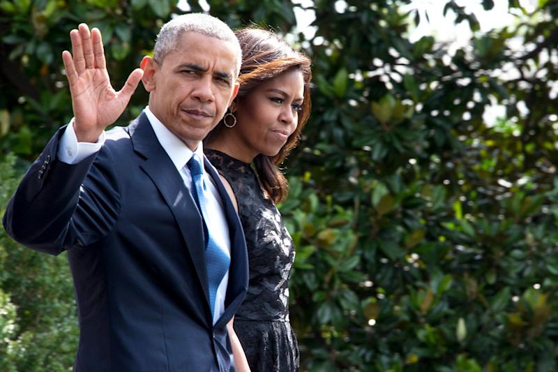"""Barack and Michelle Obama Are """"Disgusted"""" by Harvey Weinstein Reports"""