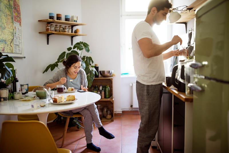 Wake up and smell the deals (or coffee — whichever you prefer. (Photo: Getty Images)