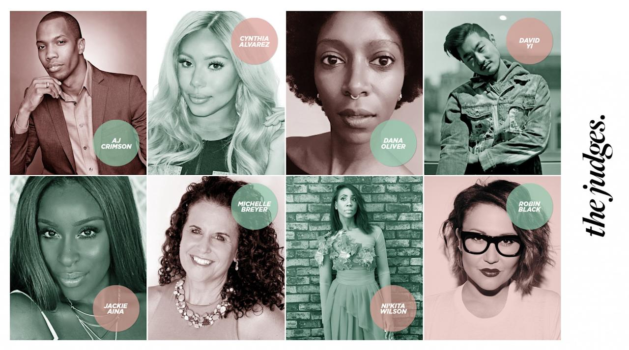 """<p>We enlisted eight experts who championed diversity in their careers and cover all bases of the beauty industry to vote on the best in makeup, skin care, hair care, and more. They include celebrity makeup artist <a rel=""""nofollow"""" href=""""https://www.yahoo.com/beauty/tagged/aj-crimson"""">AJ Crimson</a>, celebrity hairstylist <a rel=""""nofollow"""" href=""""https://www.yahoo.com/beauty/5-things-to-know-about-transitioning-to-natural-112051352177.html"""">Cynthia Alvarez</a>, Beauty Director <a rel=""""nofollow"""" href=""""https://www.yahoo.com/author/dana-oliver/"""">Dana Oliver</a>of Yahoo Beauty, founder of men's beauty/grooming site Very Good Light <a rel=""""nofollow"""" href=""""https://www.yahoo.com/beauty/milk-makeup-proves-that-genderless-beauty-is-the-future-215605348.html"""">David Yi</a>, Youtuber <a rel=""""nofollow"""" href=""""https://www.yahoo.com/beauty/tagged/jackie-aina"""">Jackie Aina</a>, co-founder and president of TextureMedia, Inc. <a rel=""""nofollow"""" href=""""https://www.instagram.com/curlymichelle62/"""">Michelle Breyer</a>, cosmetic chemist<a rel=""""nofollow"""" href=""""https://twitter.com/nikitawchemist?lang=en""""> Ni'Kita Wilson</a>, and celebrity makeup artist and photographer <a rel=""""nofollow"""" href=""""https://www.yahoo.com/beauty/tagged/robin-black/"""">Robin Black</a>. </p>"""