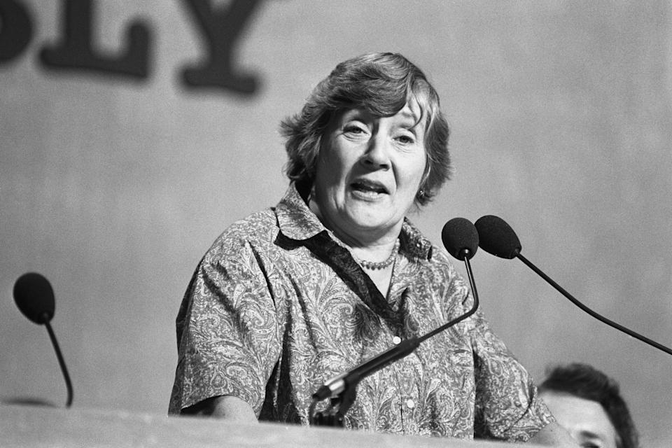 <p>Shirley Williams was one of the 'Gang of Four' breakaway Labour members who launched the SDP</p> (PA Wire)