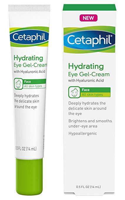 Cetaphil hydrating eye cream