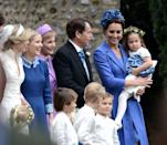 Kate Middleton's Wardrobe Trick to Never Upstage the Bride