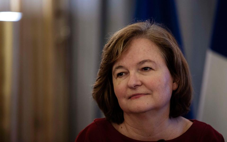 """Nathalie Loiseau questioned """"who is the trouble-maker and who is the problem-solver?"""" - AP"""