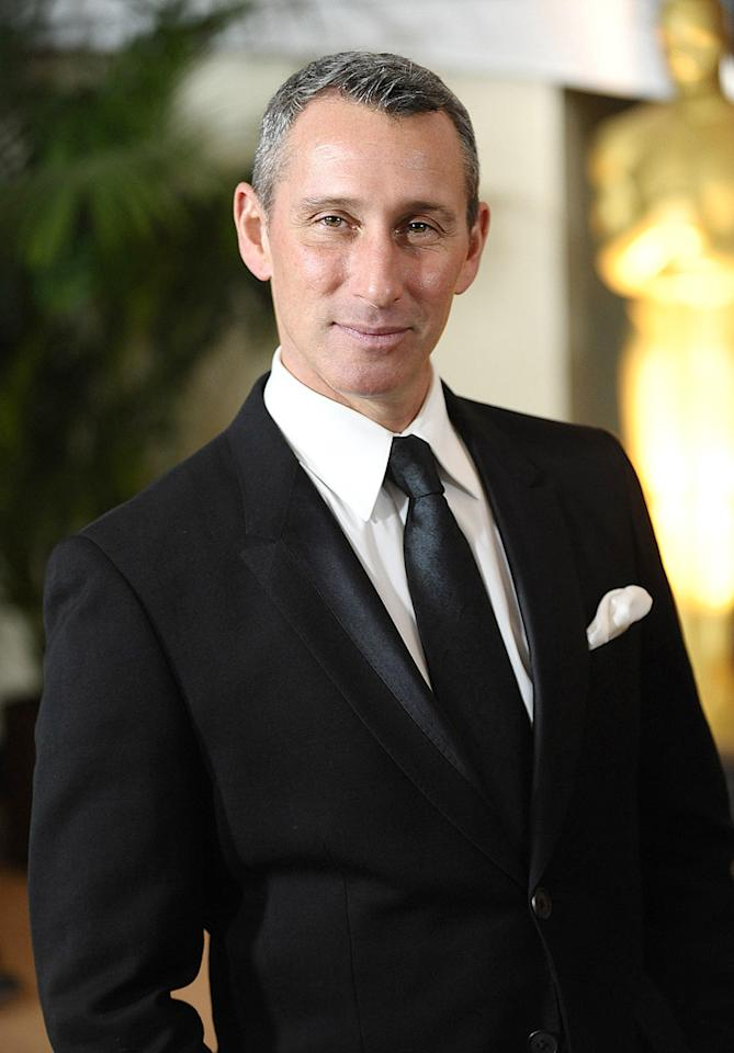 """<a href=""""http://movies.yahoo.com/movie/contributor/1800238574"""">Adam Shankman</a> at the Academy of Motion Picture Arts and Sciences' Inaugural Governors Awards - 11/14/2009"""