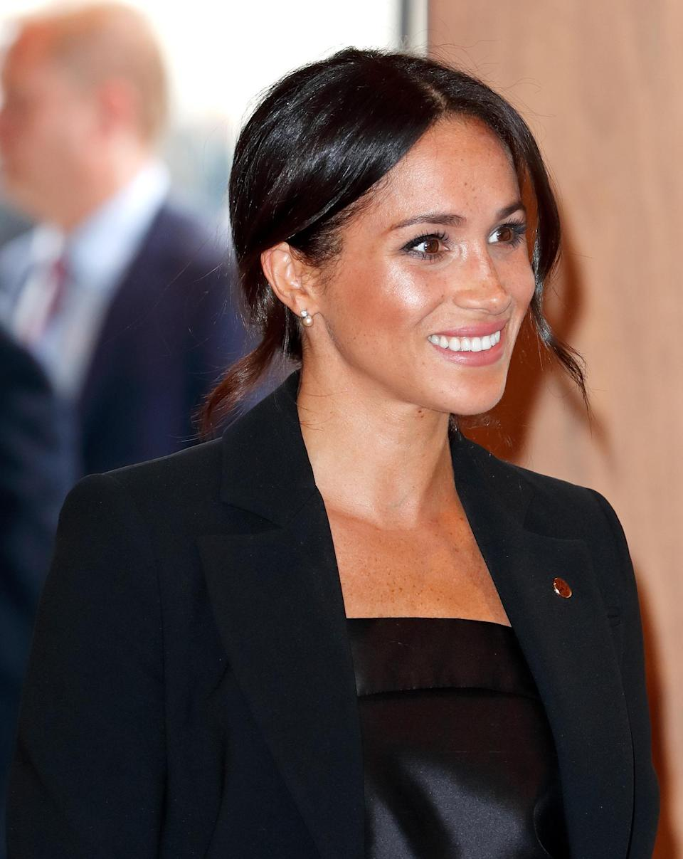 The Duchess of Sussex. Image via Getty Images.