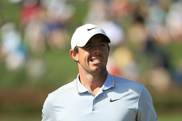 Players Championship 2019: Rory McIlroy, with a 67, again among leaders, but Sunday is always lurking