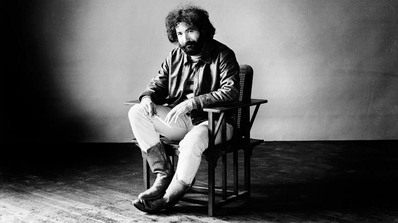 Jerry Garcia's First Studio Recordings Set for Release