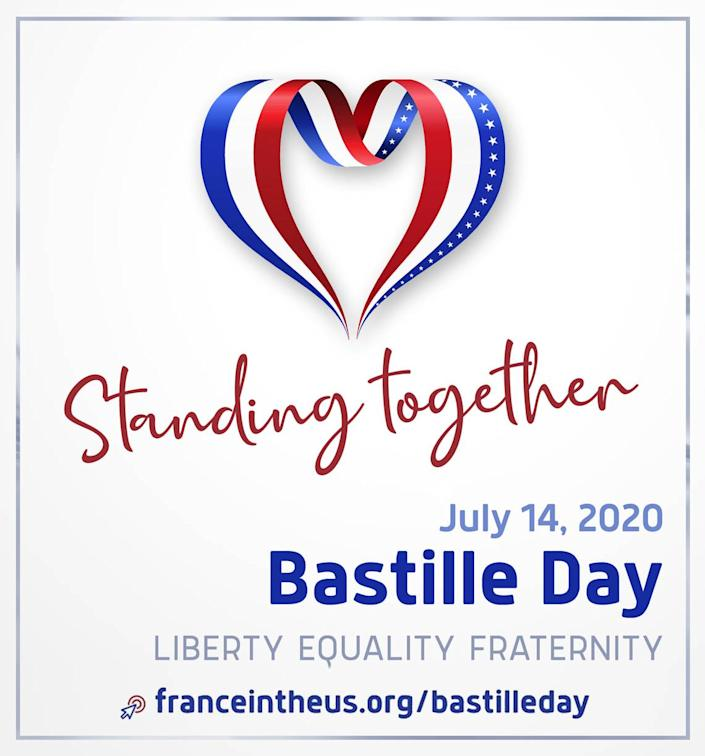 This Bastille Day, the French Consulate in Miami will be reaching out to the French people in the greater Miami area that have been most impacted by the COVID-19 pandemic.