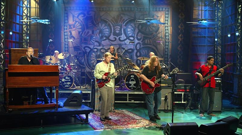 Allman Brothers Band Detail Eight-Disc 'The Fox Box'