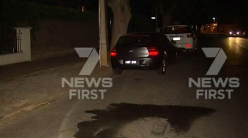 Impey is believed to have been involved in the incident. Photo: 7 News