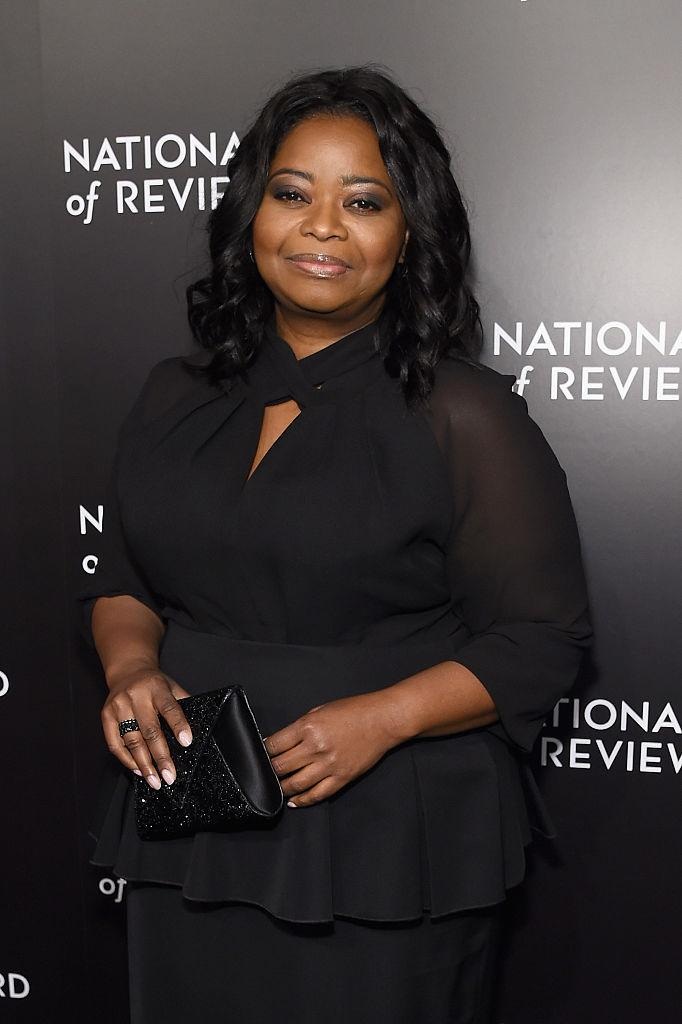 Octavia Spencer at the 2016 National Board of Review Gala at Cipriani 42nd Street on January 4, 2017 in New York City. (Photo: Getty Images)