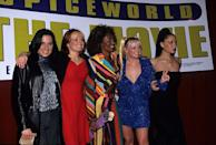 <p><strong>When? </strong>January, 1998</p><p><strong>Where? </strong>Australia</p><p><strong>What? </strong>Attending the premiere of Spiceworld: The Movie</p>