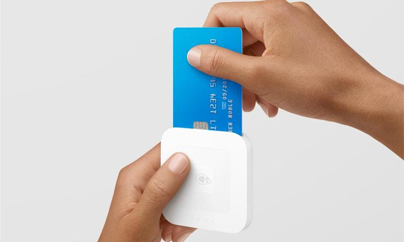 Square said it paid its fair share of taxes.