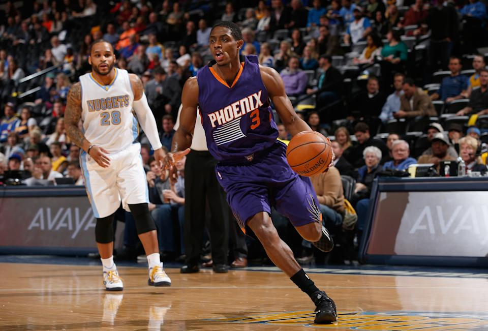 Brandon Knight's got a big contract, and a big responsibility. (Doug Pensinger/Getty)