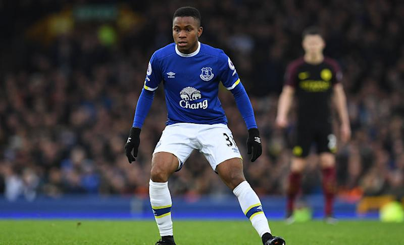 Lookman joined Everton from Charlton in 2017, scoring four goals in 48 matches for the club. AFP