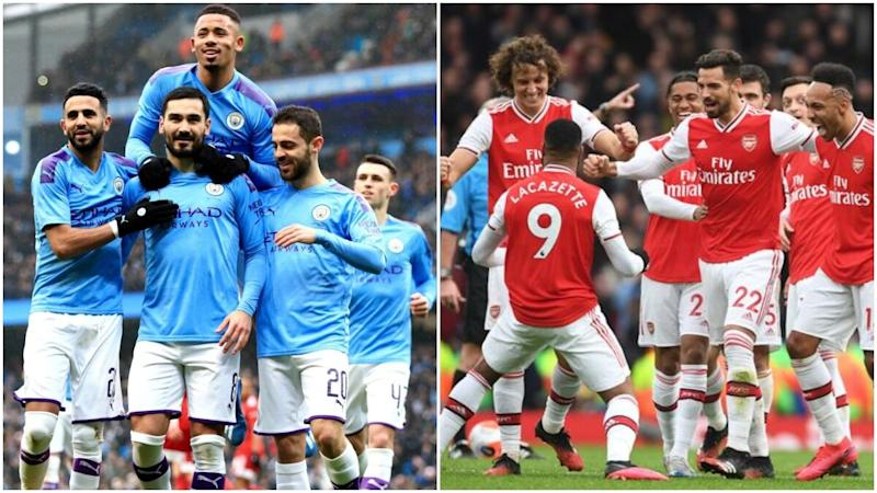 Manchester City vs Arsenal, Premier League 2020–21 Free Live Streaming Online & Match Time in India: How to Watch EPL Match Live Telecast on TV & Football Score Updates in IST?