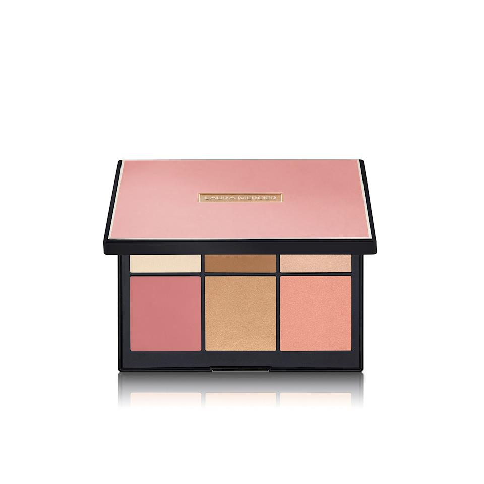 <p>Although most of the fall palette launches focus on lids, the Laura Mercier La Palette Naturelle Face & Cheek Palette shows some love for the rest of your face. The approachable combination of blushes, bronzers, and highlighters let you create a dimensional cheek look — for a good cause. During the month of September, 100 percent of the proceeds from the sale of this palette will be donated to the Laura Mercier Ovarian Cancer Fund in honor of National Ovarian Cancer Awareness Month.</p> <p>$52 (<em>Available August 28</em>)</p>