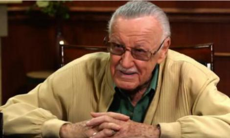 Stan Lee on X-Men, Fantastic Four, Spider-Man, Avengers crossover