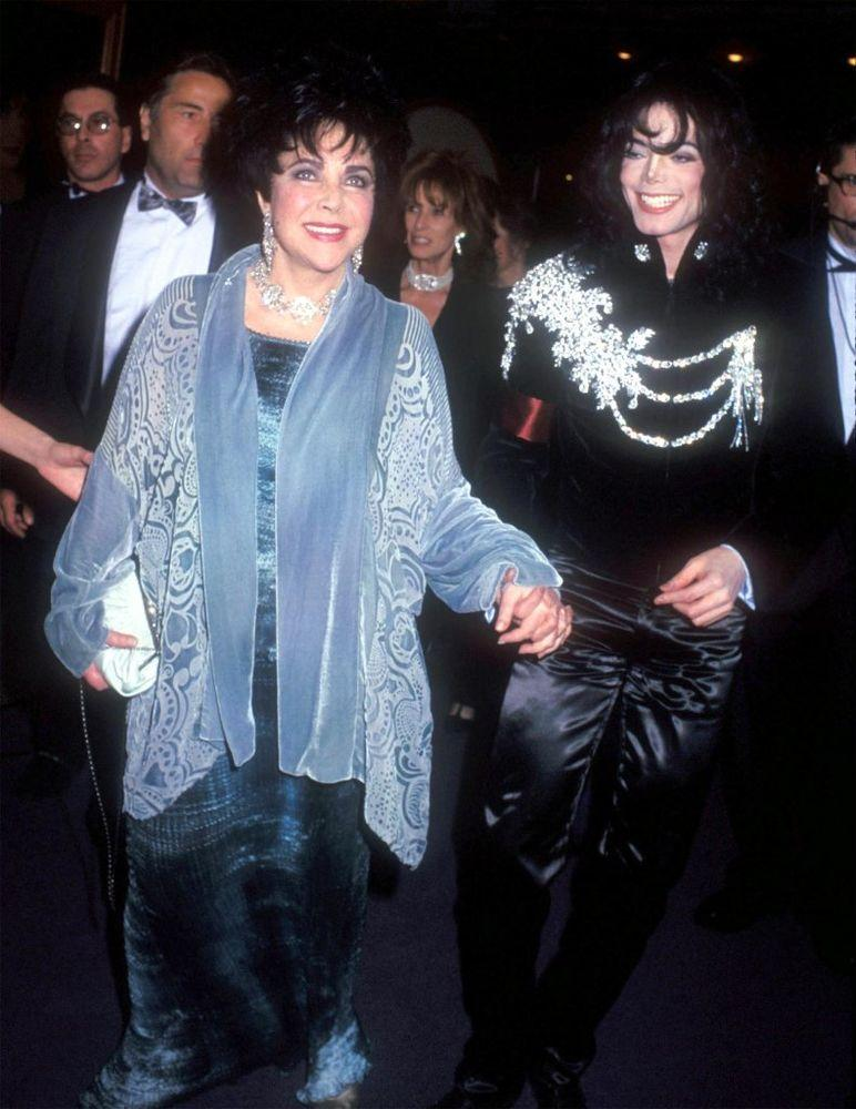 Elizabeth Taylor and Michael Jackson | Barry King/WireImage