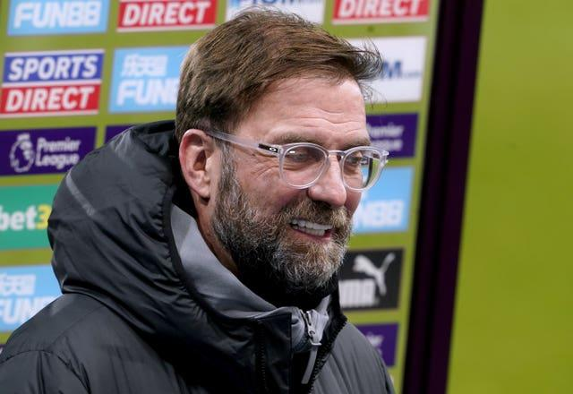 Klopp spoke about the Super League ahead of Liverpool's game at Leeds.