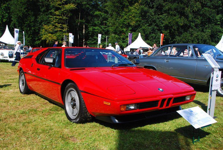 <p>The first BMW to wear the now-famous M badge, the M1 is one of the rarest BMW models. Its midengine layout was designed specifically for racing success.</p>