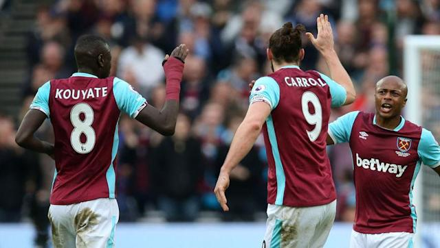 <p>West Ham appear to have claimed themselves as 'Britain's club' this season more than ever after moving into the Olympic Stadium and adding a subtle nod to the Union Jack flag on their home and away kits - the British symbolism is much more obvious on the third kit.</p> <br><p>The majority of the Hammers' squad remains foreign, though. A total of 13 non-British or Irish nations make up the current 27-man first-team squad.</p>