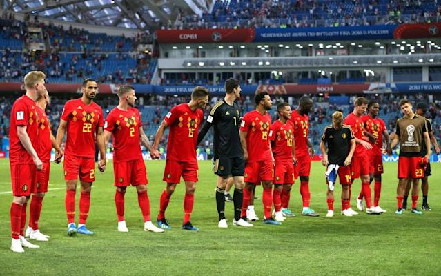 World Cup 2018: Eden Hazard reveals he told Romelu Lukaku to stop 'hiding' at half time against Panama