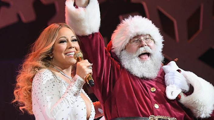 All I Want for Christmas Is Two: You got it Mariah