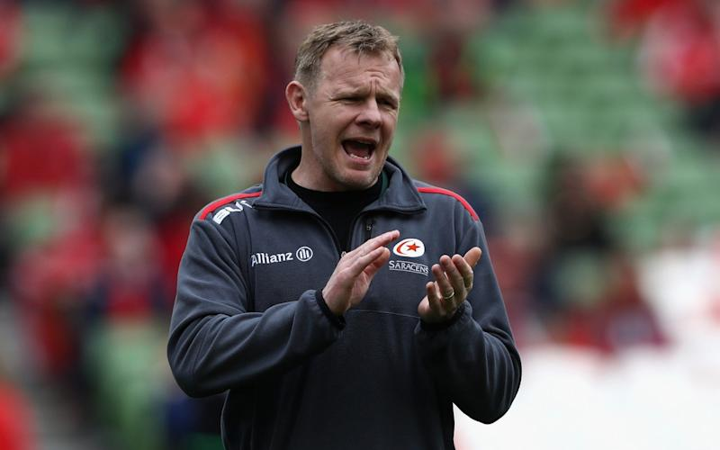 Mark McCall - Credit: Getty Images