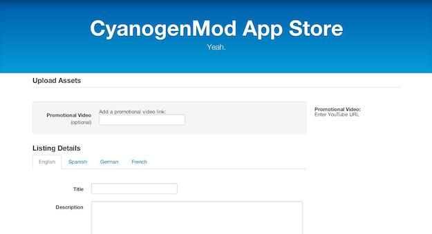 CyanogenMod Android App Store Coming Soon