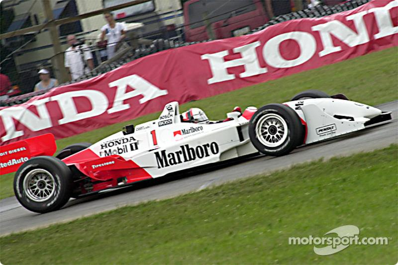 "Switching to Reynard chassis from 2000 took Penske into a new and no less successful era.<span class=""copyright"">Richard Sloop</span>"