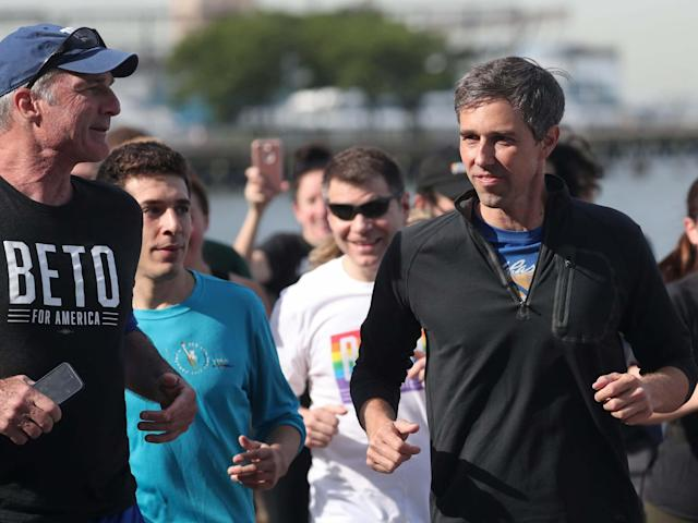 4308f30fa47b On the three year anniversary of the Pulse nightclub shooting in Orlando,  presidential candidate Beto