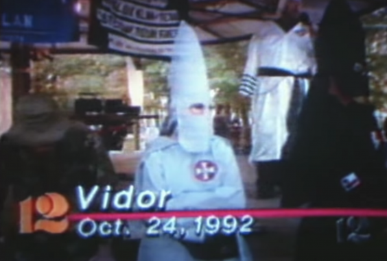 (Screenshot from the documentary 'The Least of My Brothers')