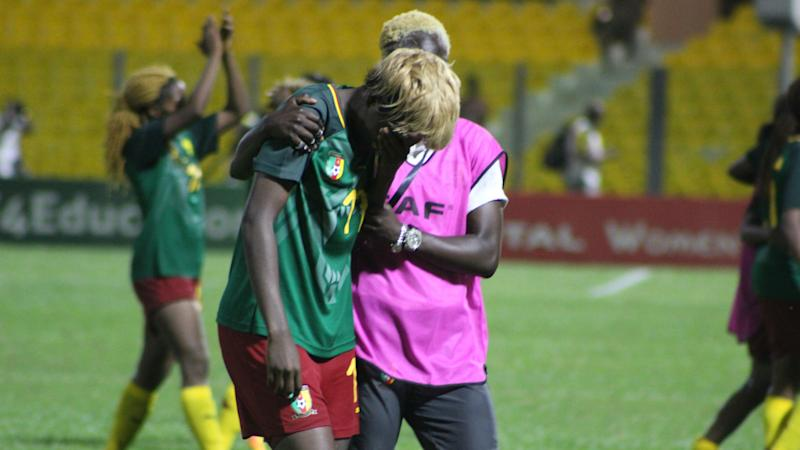Injury-plagued Gaelle Enganamouit makes Cameroon's Women's World Cup squad