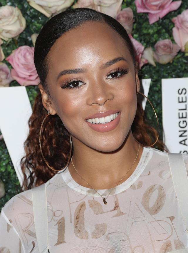 Serayah attends the Max Mara celebration of Zoey Deutch as the 2017 Women in Film Max Mara Face of the Future Award recipient at Chateau Marmont on June 12, 2017, in Los Angeles. (Photo: Getty Images)