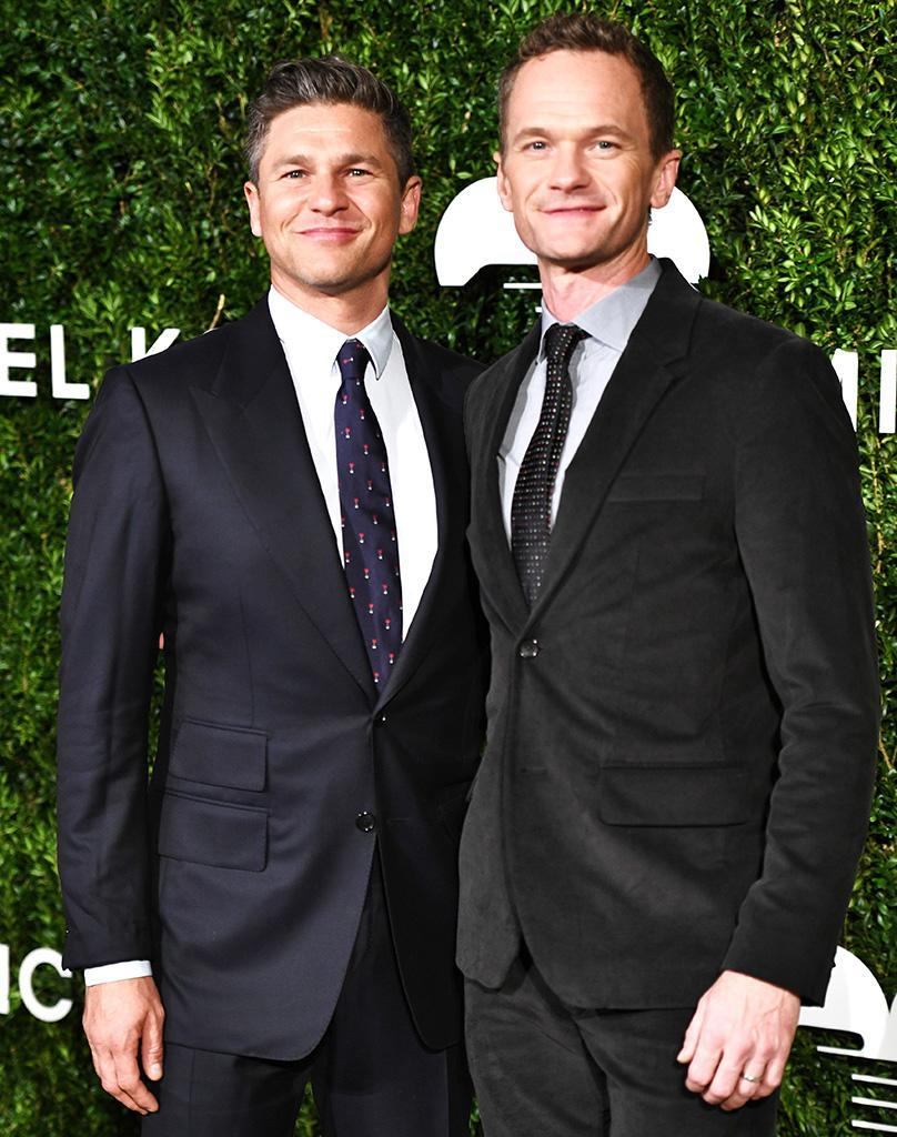 Neil Patrick Harris, right, and husband David Burtka at the God's Love We Deliver Golden Heart Awards on Oct. 17 in New York City. (Photo: Dimitrios Kambouris/Getty Images for Michael Kors)