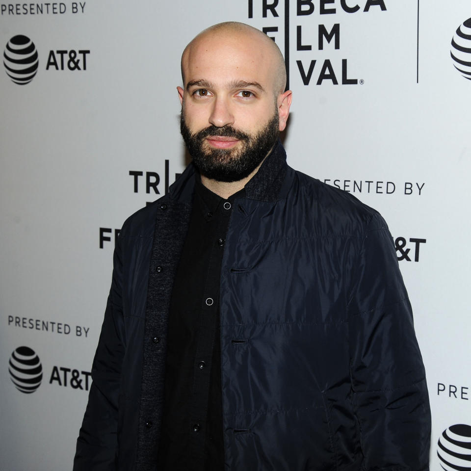 """NEW YORK, NY - APRIL 25:  Antonio Campos attends """"The Sinner"""" Premiere - 2017 Tribeca Film Festival at SVA Theatre 1 on April 25, 2017 in New York City. (Photo by Paul Bruinooge/Patrick McMullan via Getty Images)"""