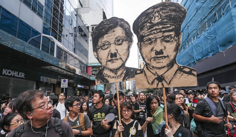 When suspending Hong Kong's extradition bill versus withdrawing it has a different meaning politically and legally but the same outcome: death of the legislation