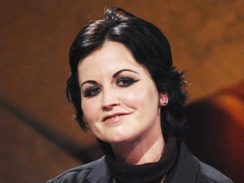Dead The Cranberries Dolores O'riordan At 46 Star CoWxdBre