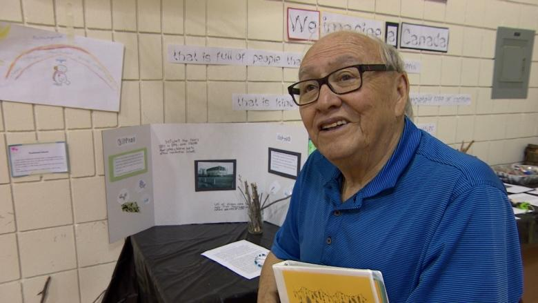 Winnipeg students host feast, offer personal reflections on reconciliation