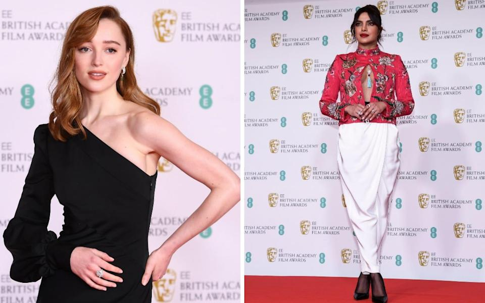 What's the dress code again? From black-tie glamour to harem pants on the 2021 Baftas red carpet