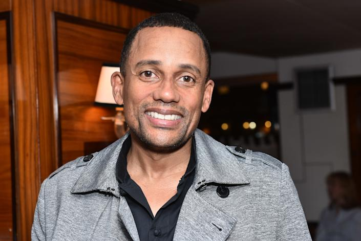"""""""CSI: NY"""" actor Hill Harper said becoming a dad has been the """"biggest blessing."""" (Photo: Jared Siskin via Getty Images)"""