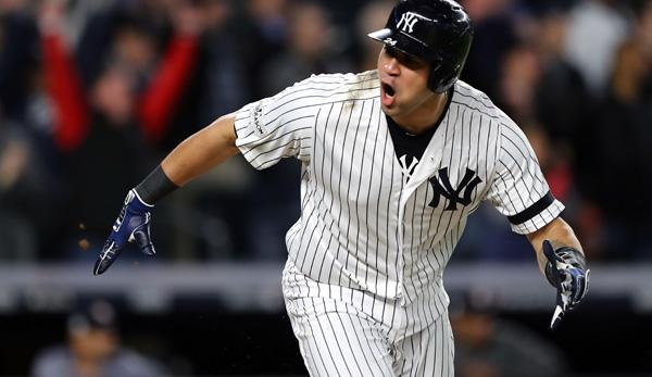 MLB: Grandioses Yankee-Comeback, Dodgers weiter unschlagbar