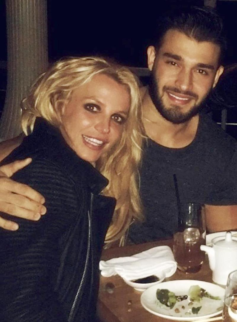 Britney Spears Has a New Beau