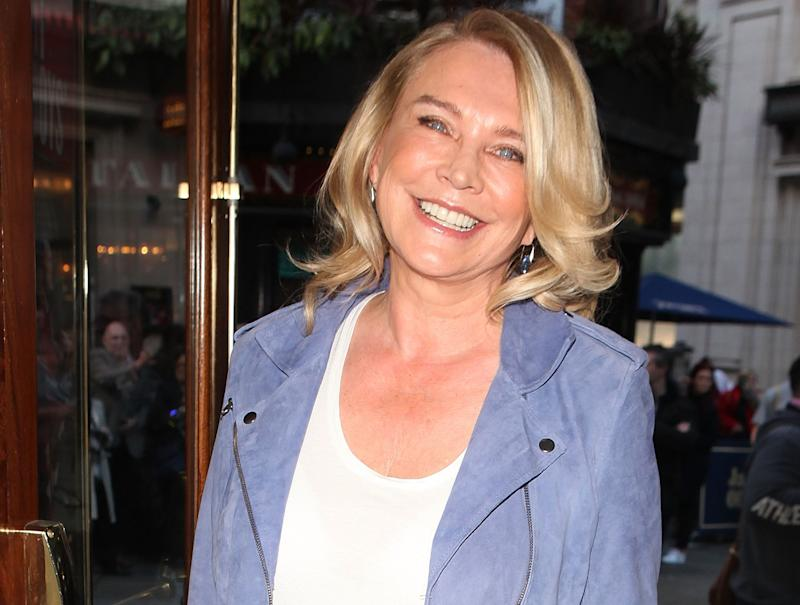 Amanda Redman has said British audiences should embrace sex scenes with older actors (Getty Images)