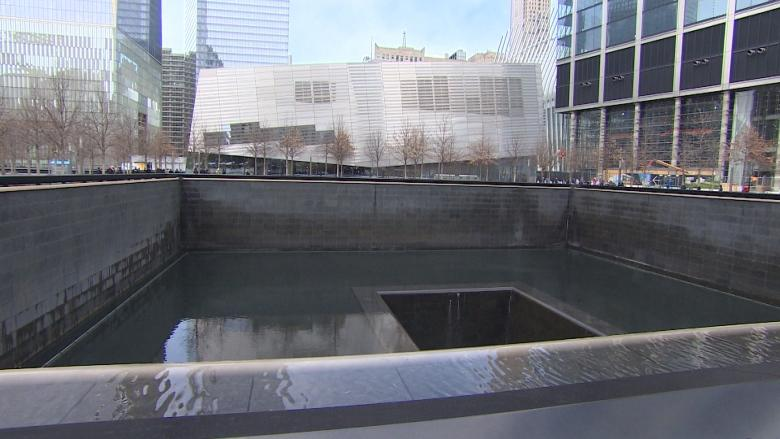How a little piece of Gander ended up at 9/11 Memorial