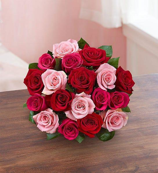 """<h2><a href=""""https://www.1800flowers.com/"""" rel=""""nofollow noopener"""" target=""""_blank"""" data-ylk=""""slk:1-800-Flowers.com"""" class=""""link rapid-noclick-resp"""">1-800-Flowers.com </a></h2><br><strong>Best For: Endless Options</strong><br>You'll be spoiled for choice and savings by shopping early for Valentine's Day on 1-800-Flowers.com. The site is overflowing with options (think elaborate bouquets, decadent treats, cuddly teddy bears).<br> <br><strong>Deal: </strong>You can currently shop a selection of arrangements for <a href=""""https://www.1800flowers.com/save-400209011"""" rel=""""nofollow noopener"""" target=""""_blank"""" data-ylk=""""slk:up to 40% off."""" class=""""link rapid-noclick-resp""""><strong>up to 40% off.</strong></a> <br><br><strong>1800</strong> Enchanted Rose Medley Bouquet, $, available at <a href=""""https://go.skimresources.com/?id=30283X879131&url=https%3A%2F%2Fwww.1800flowers.com%2Ffarm-fresh-roses-145324"""" rel=""""nofollow noopener"""" target=""""_blank"""" data-ylk=""""slk:1800 Flowers"""" class=""""link rapid-noclick-resp"""">1800 Flowers</a>"""