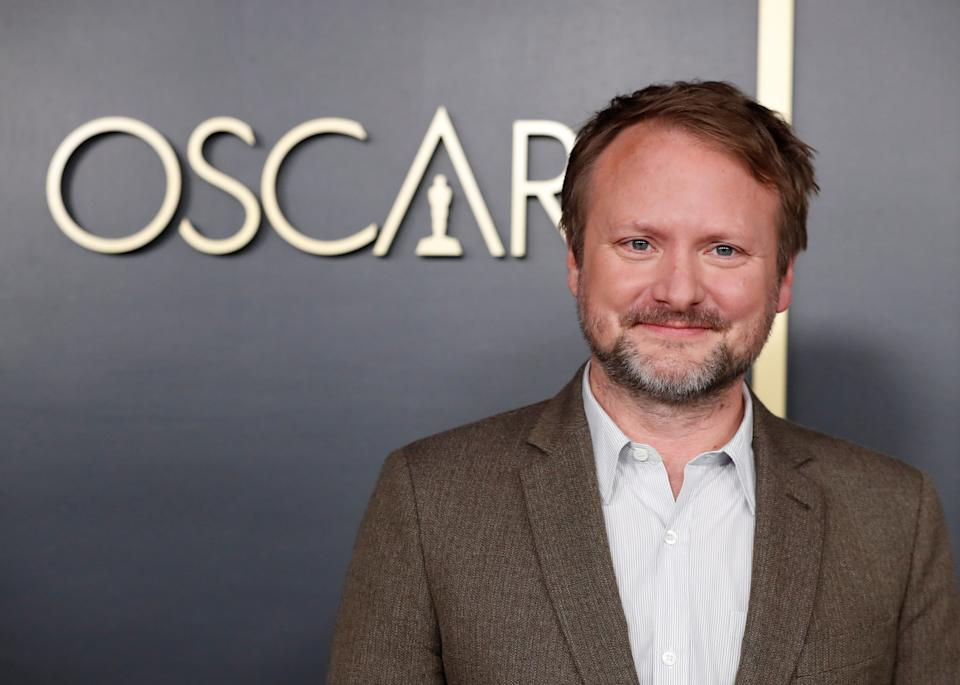 Rian Johnson attends the 92nd Academy Awards Nominees Luncheon in Los Angeles, California, U.S., January 27, 2020. REUTERS/Mario Anzuoni