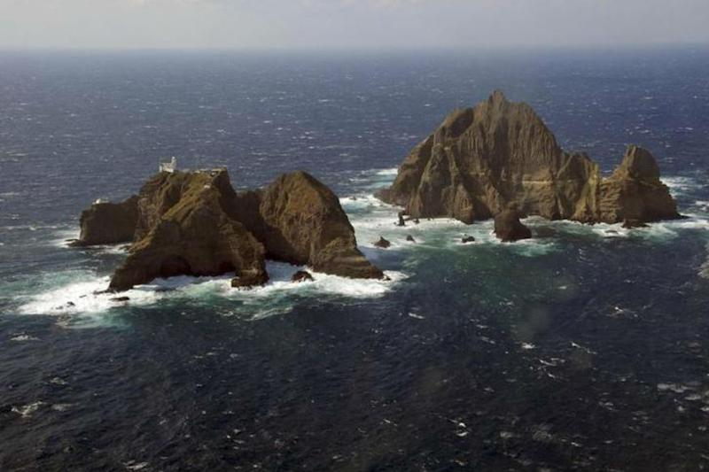 South Korean Military Drills Around Disputed Island Draw Japanese Protest