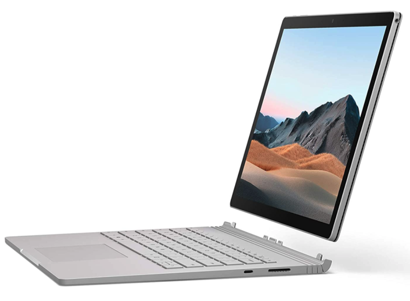 tablets with keyboards surface book 3